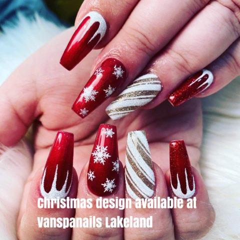 Van Spa \u0026 Nails